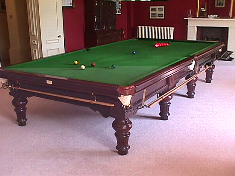 Snooker Tables Pool Tables Bar Billiards Hubble Sports
