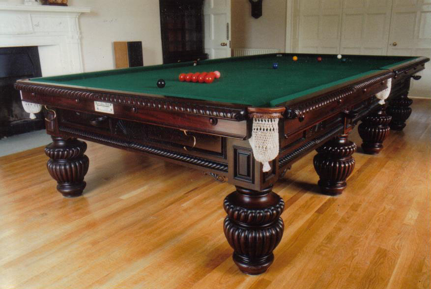 Full Size Snooker Table : full size snooker table 19 from www.snookertable.org.uk size 877 x 588 jpeg 104kB